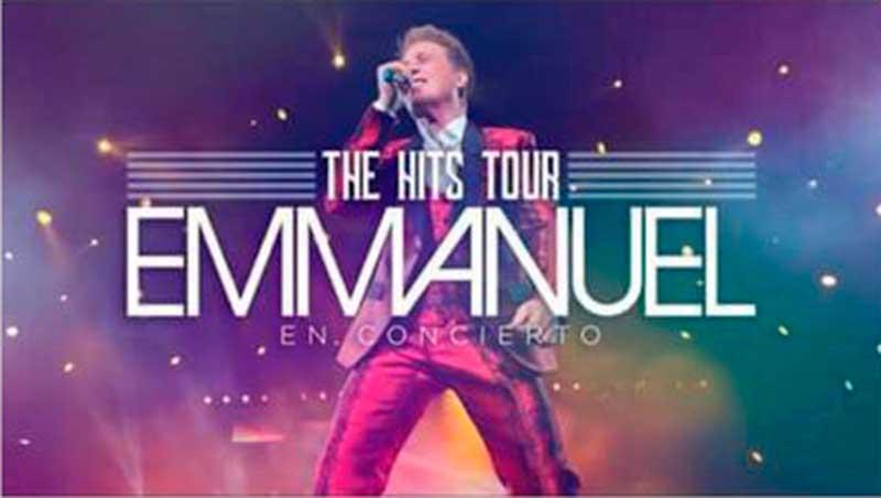Festejará Emmanuel a las mamás con concierto en el Teatro Morelos