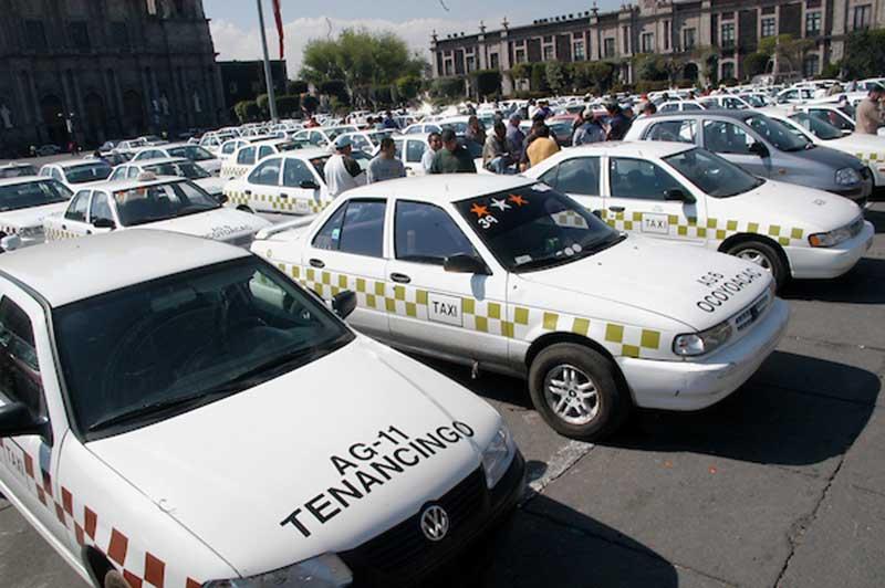 Irregulares son los que se oponen a seguridad en el transporte: CANAPAT