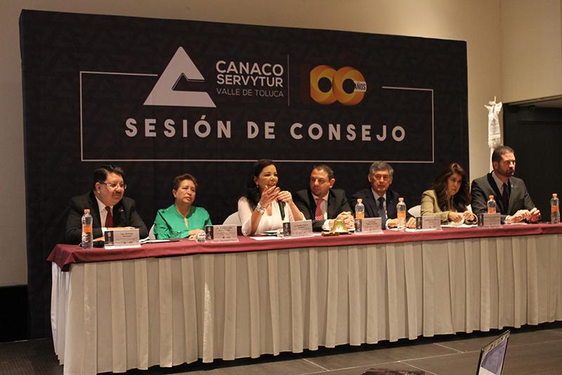 Buscarán consolidar detonantes de economía en Metepec