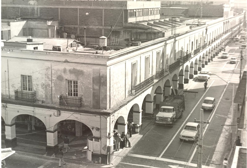 """Los Portales: el primer """"mall"""" de Toluca"""