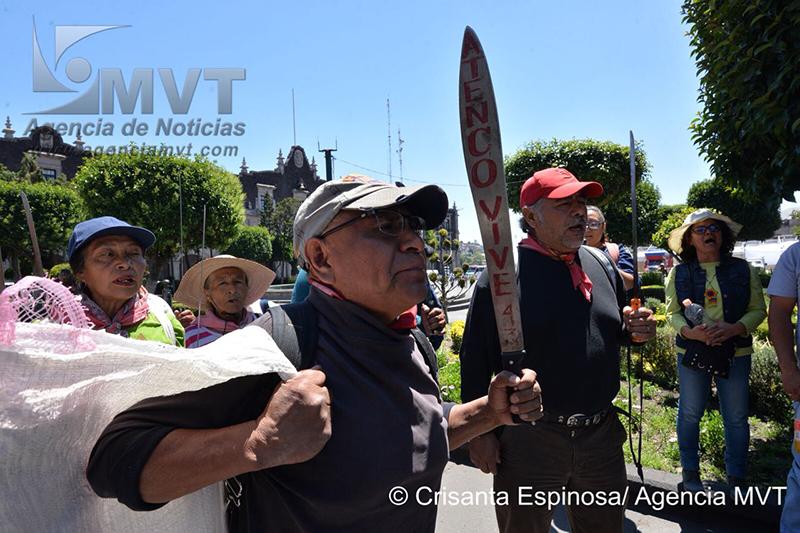 El hartazgo en Atenco continúa: Ignacio del Valle