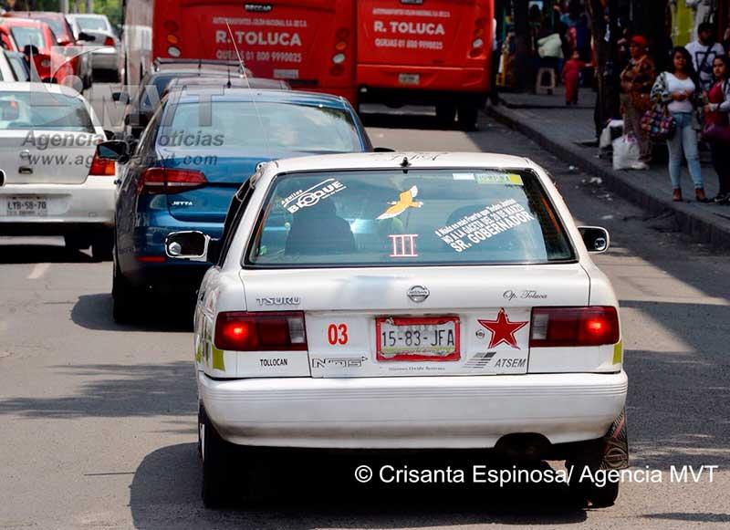 """Llama la CANAPAT a no ceder ante """"líderes espurios"""" de transporte."""