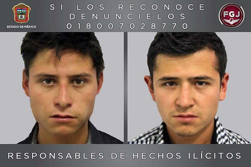 Condenan a hermanos a 27 años de prisión por secuestro en Metepec