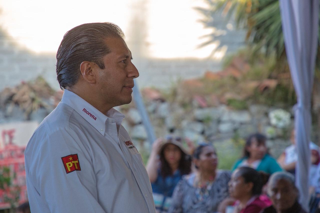 El PRI ha saboteado los sueños y expectativas de los toluqueños: Juan Rodolfo Sánchez Gómez