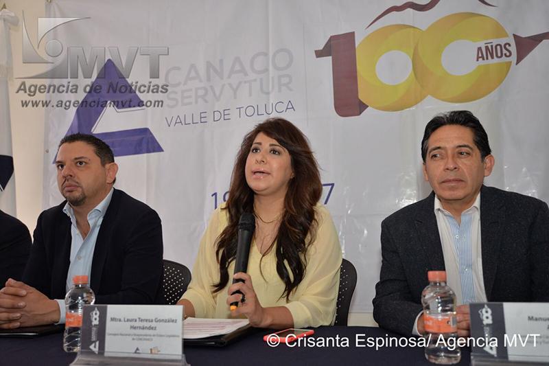 Presenta CANACO iniciativa #VotoporquequieroaMéxico