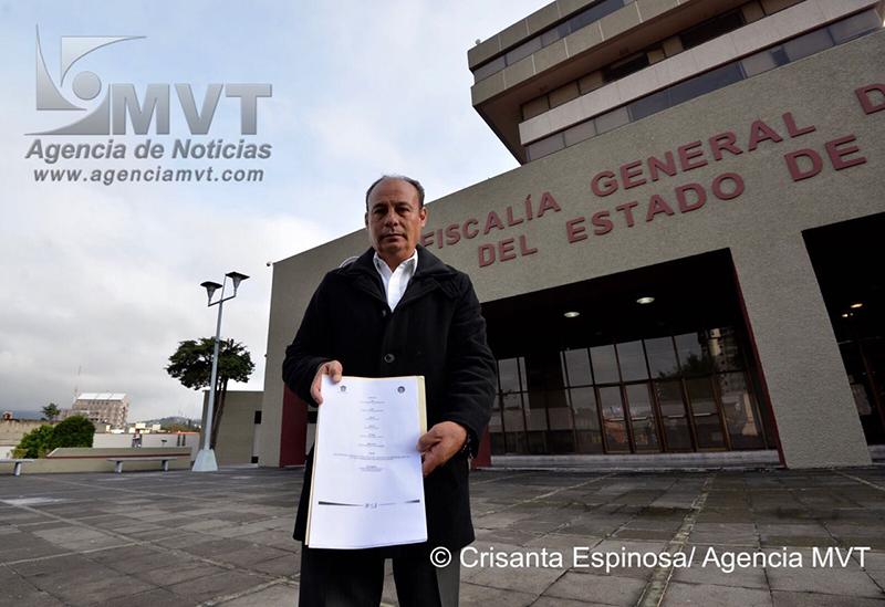 Levanta denuncia candidato de Tenancingo por amenazas