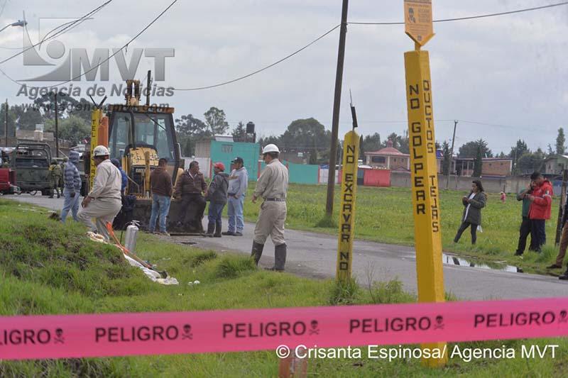 Reportan vuelta de huachicoleros a Toluca