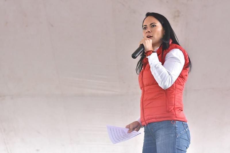 Legislar en favor de los derechos de mujeres y niñas: Alejandra Del Moral