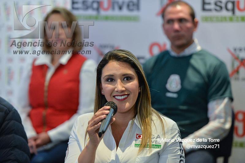 """Donará Olga Esquivel el cien por ciento de sueldo y """"dieta""""  a causas sociales"""