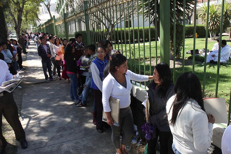 Poco más de 25 mil universitarios participaron en consulta de la reforma a la Ley Universitaria