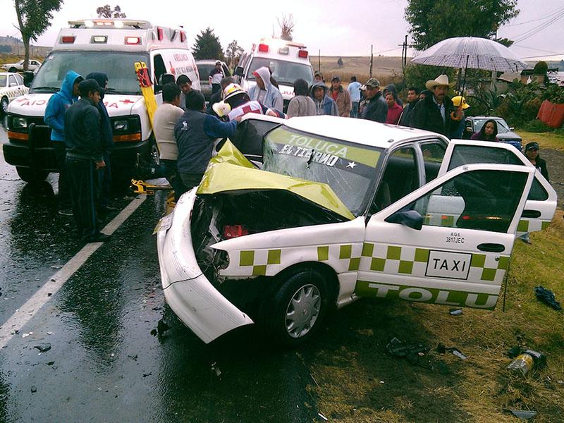 Hasta 30 por ciento se incrementan accidentes en época de lluvias: Cruz Roja de Toluca