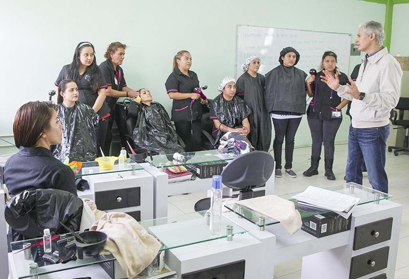 Supervisa gobernador funcionamiento de Edayo de Tultepec