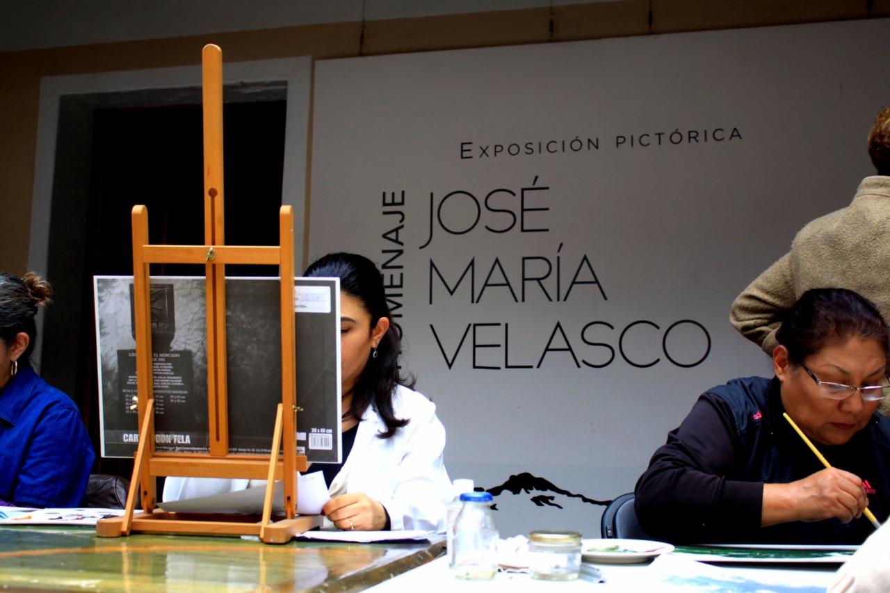 Cuenta Edoméx con espacio que difunde el trabajo de José María Velasco