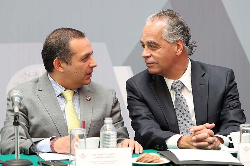 Garantizar migración segura: Ernesto Cordero