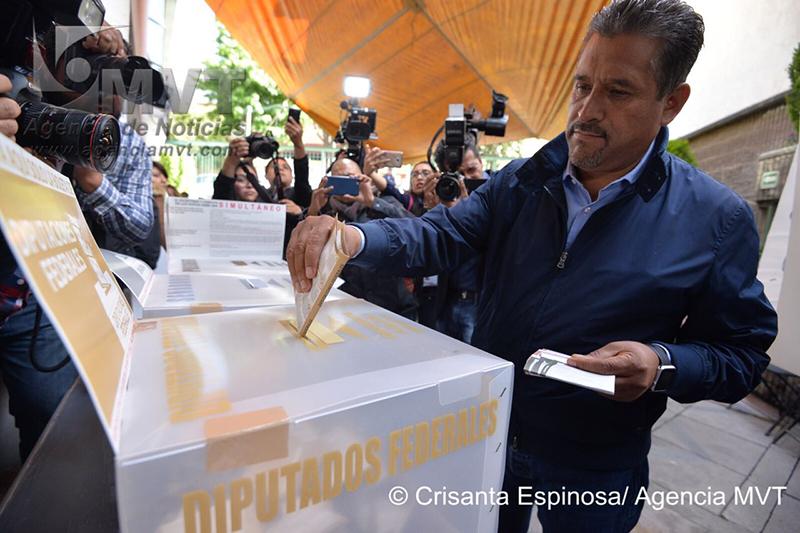Que los toluqueños voten sin presión: Gerardo Pliego