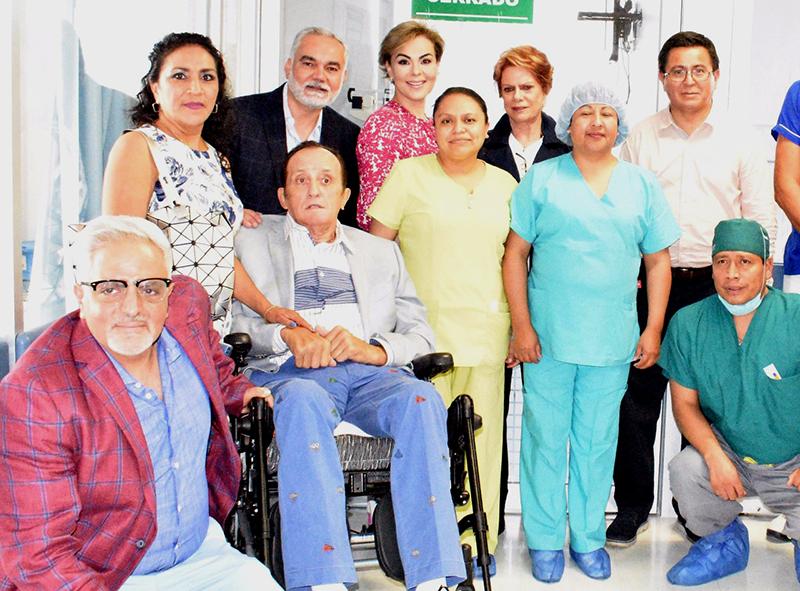 Donan equipo de última generación al Hospital Nicolás San Juan