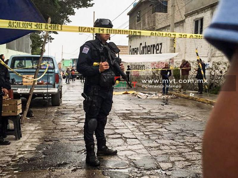 Atropellan en Tlacotepec a niña de 2 años; fallece al instante