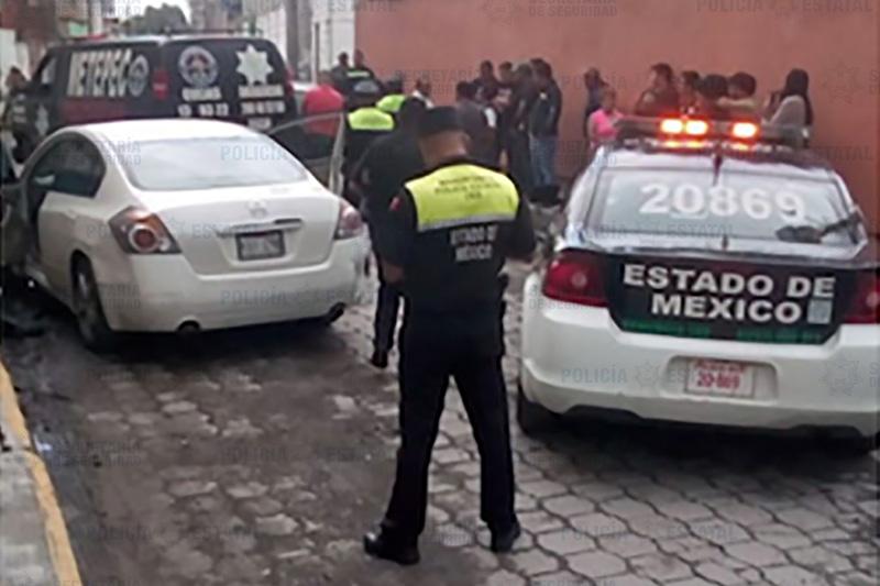 Recuperan 148 mil pesos tras asalto en Metepec