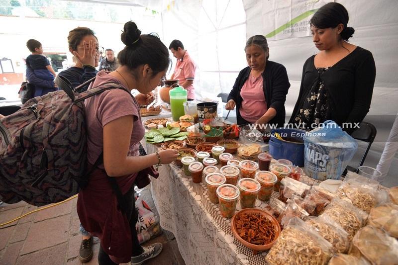 Productos en pro de la salud en Bazar Vegano Emprendedor en Metepec