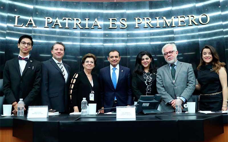 Congreso de la Unión cumplió: Ernesto Cordero