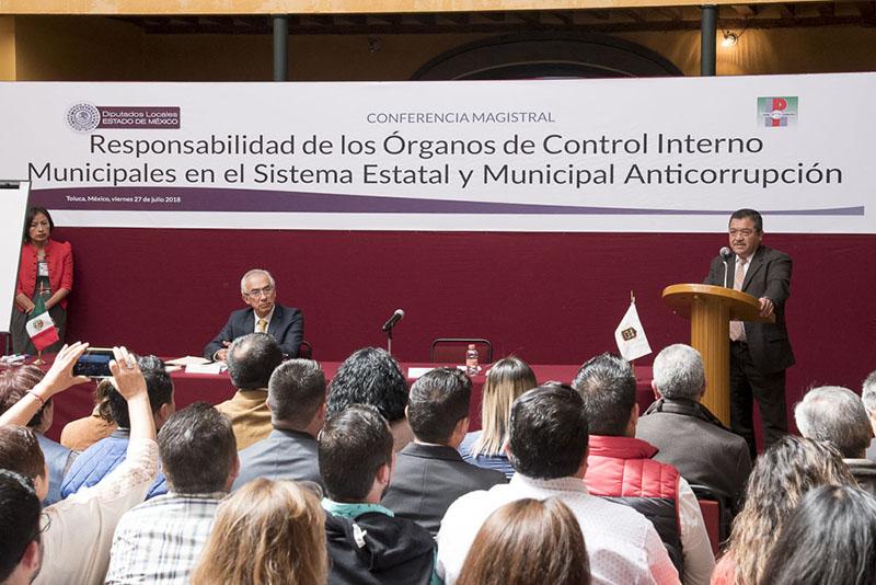 Solamente 22 municipios mexiquenses han constituído comités anticorrupción