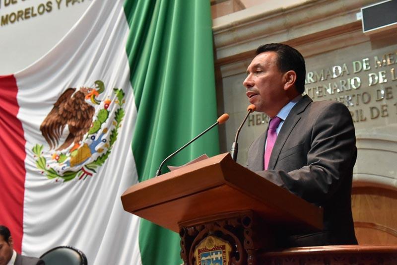 """Avala Legislatura la Ley ISSEMyM para dar """"sustentabilidad financiera"""""""