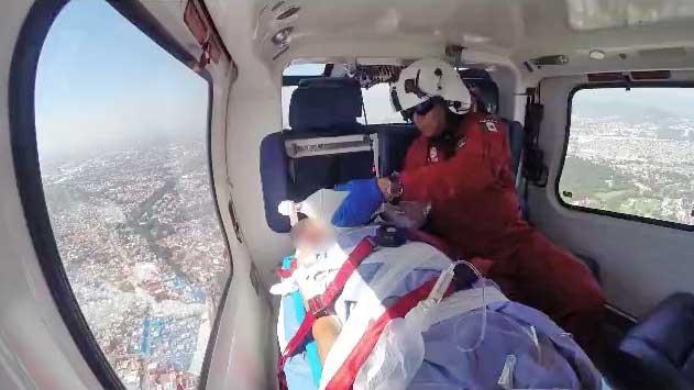 Ocho elementos de los servicios de emergencia murieron prestando ayuda en la explosión de Tultepec