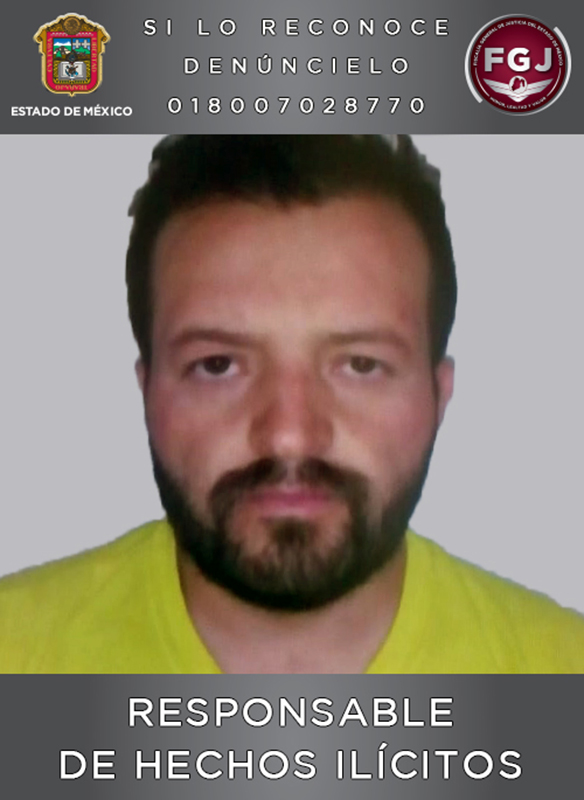 Secuestrador y homicida recibe sentencia de más de un siglo