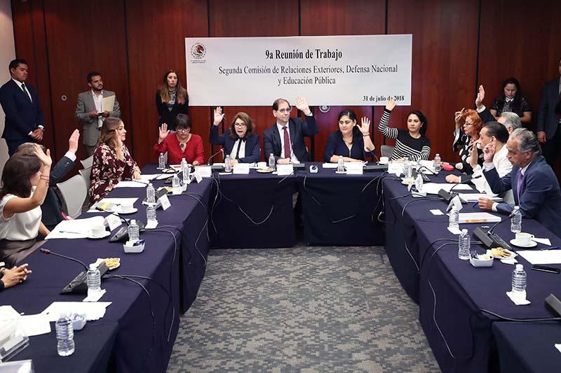 Condenará Comisión Permanente violencia en Nicaragua
