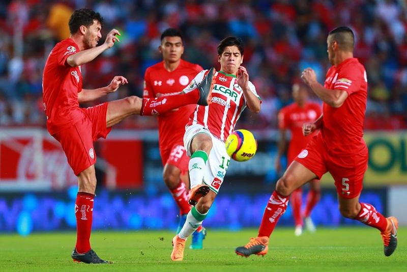 Van Diablos Rojos por revancha en la Copa MX