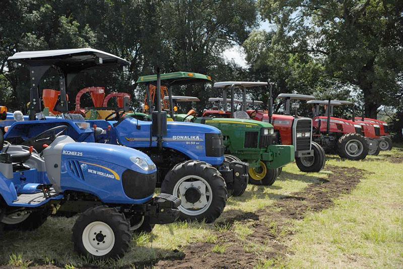 Dan incentivos agropecuarios a más de 2 mil productores del norte de la entidad