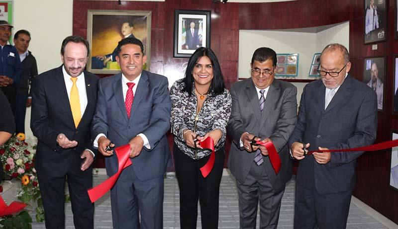 Celebra ICAMEX 31 años de investigación a favor del campo mexiquense