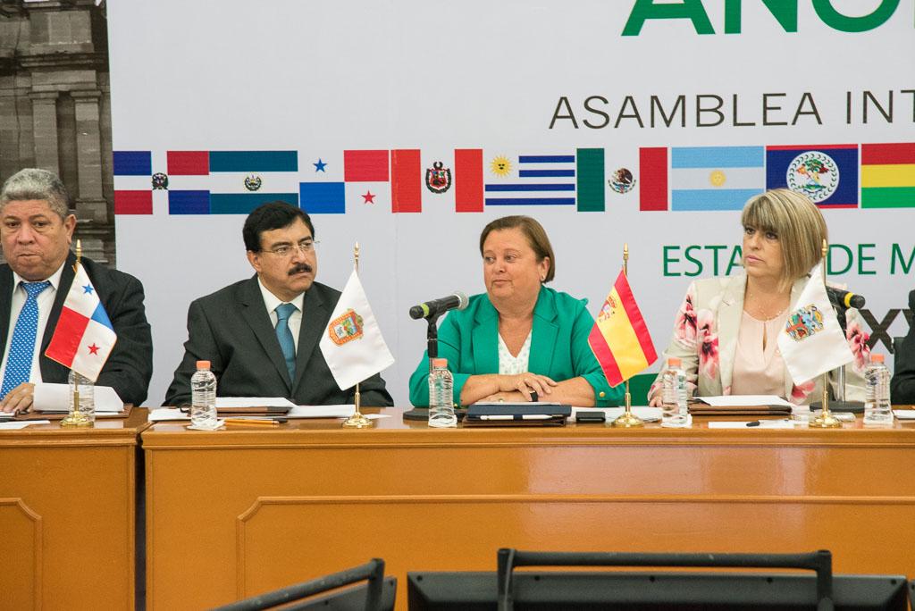 Intercambian conocimientos sobre el Modelo Parlamentario Abierto