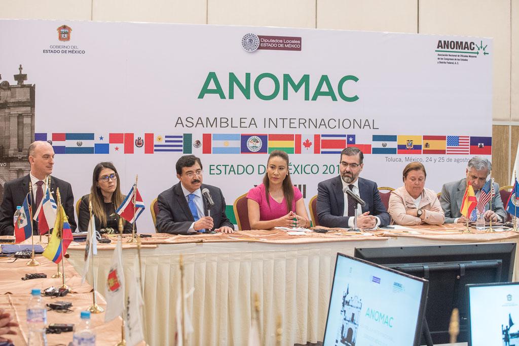 ANOMAC fortalece herramientas parlamentarias