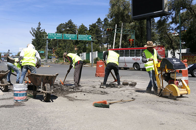 Aprueba Toluca 15 mdp para más obra pública