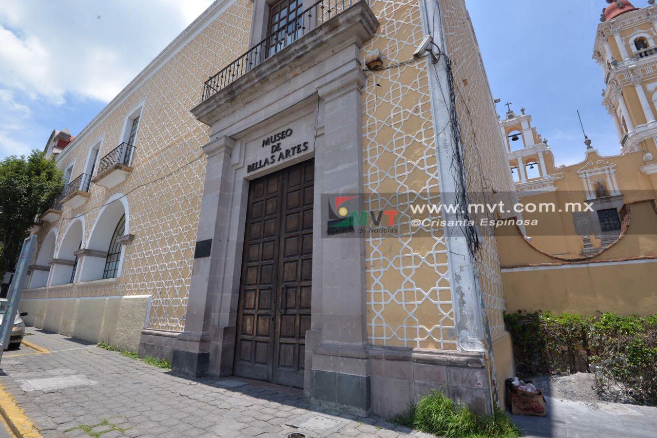 Cerrado el Museo de Bellas Artes por remodelación