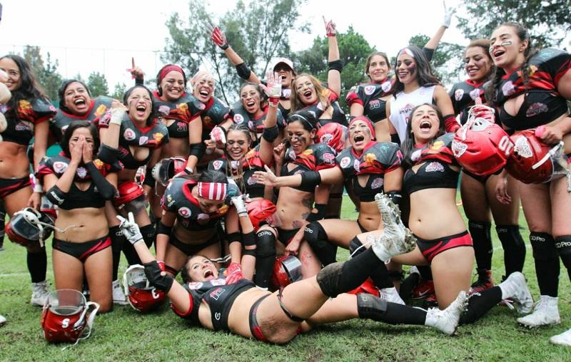 Red Devils ¡finalistas de la WFL!