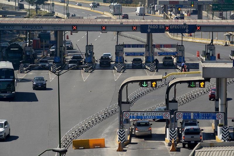 Autopistas mexiquenses las más caras del país y no las mejores