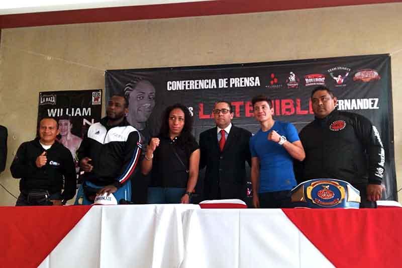 Presentan pelea de campeonato en Croacia