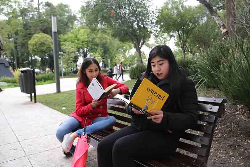 Ofrecen liberación de servicio social con programa de fomento a la lectura