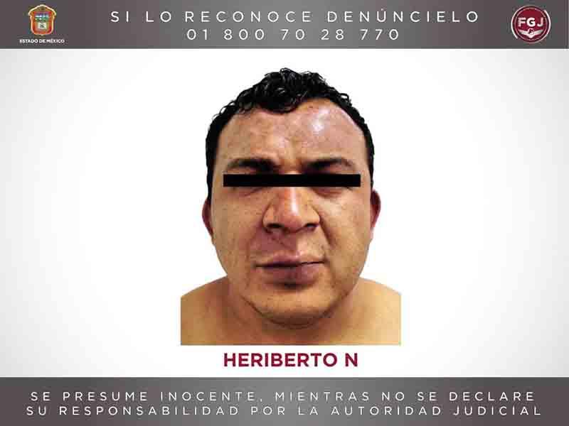 Capturan a secuestrador de niño que fue mutilado