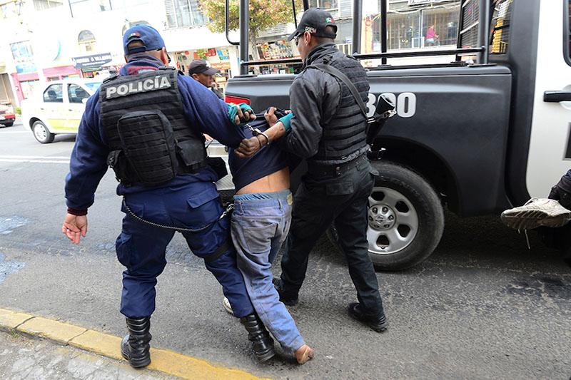 Buscan endurecer seguridad pública con reformas