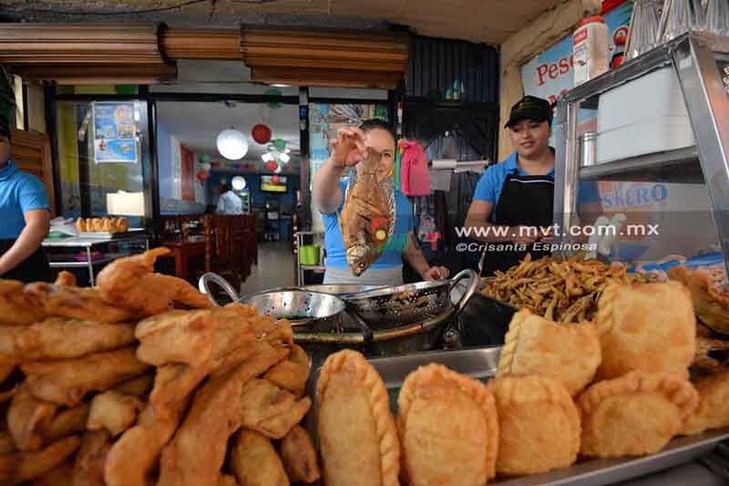 Arranca festín gastronómico en Zinacantepec