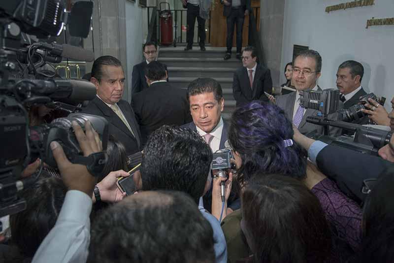 Reconocen labor de coordinadores parlamentarios de la Legislatura mexiquense