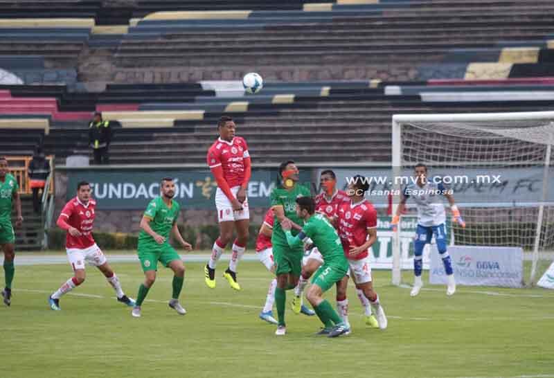 Se ven Potros UAEM FC rebasados por Mineros