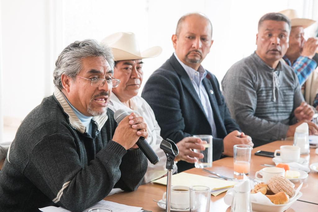 Respalda Morena a grupos originarios
