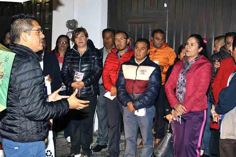 Auditoría a programas sindicales: Uribe Navarrete