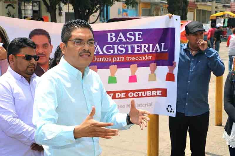 Arranca campaña Uribe Navarrete para presidir SMSEM