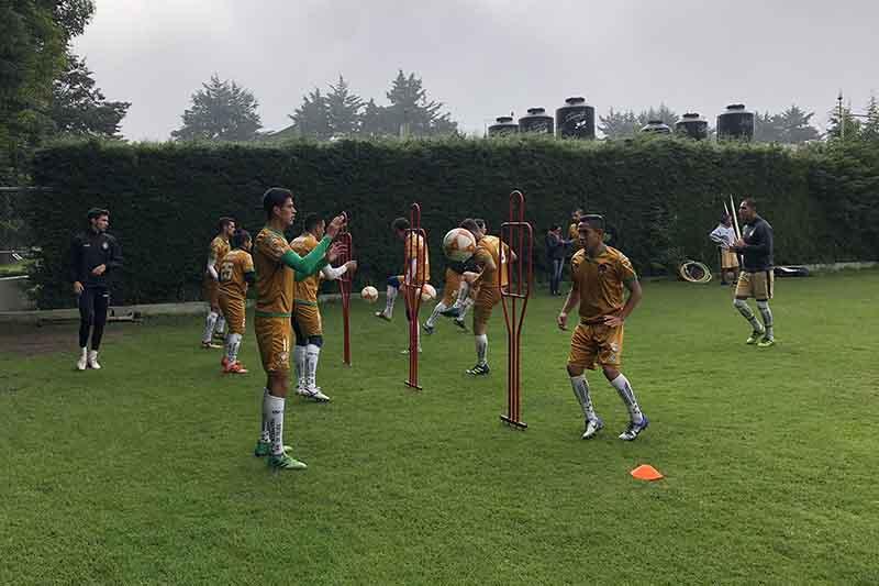 Tendrá Potros UAEM FC amistoso ante el Pachuca
