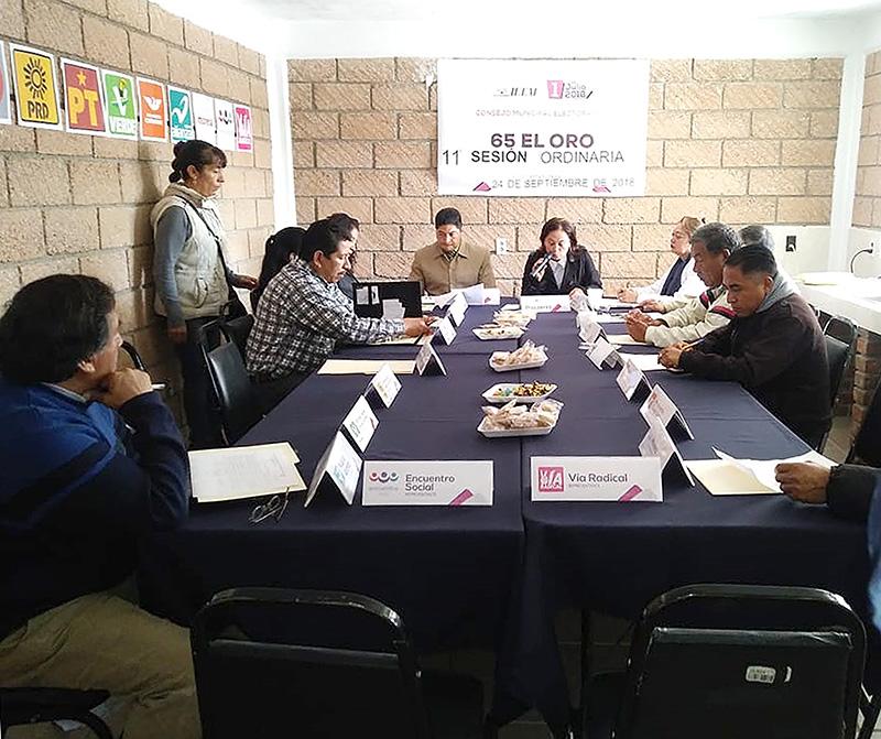 Presentan informe de actividades consejos municipales y distritales